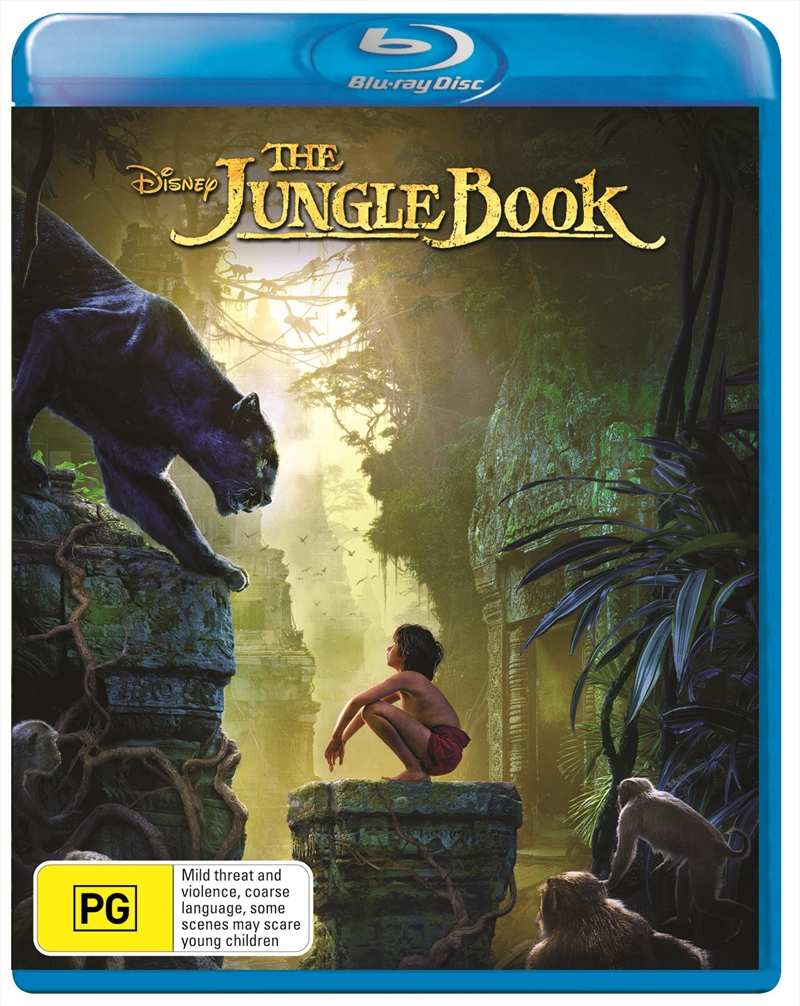 Jungle Book, The | Blu-ray