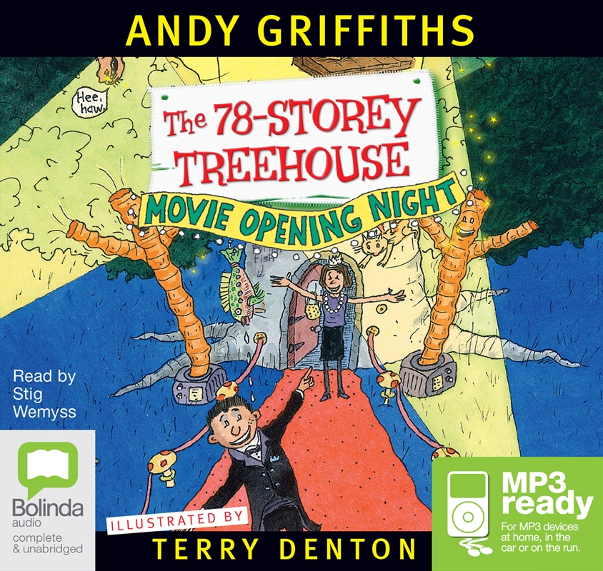 78 Storey Treehouse | Audio Book