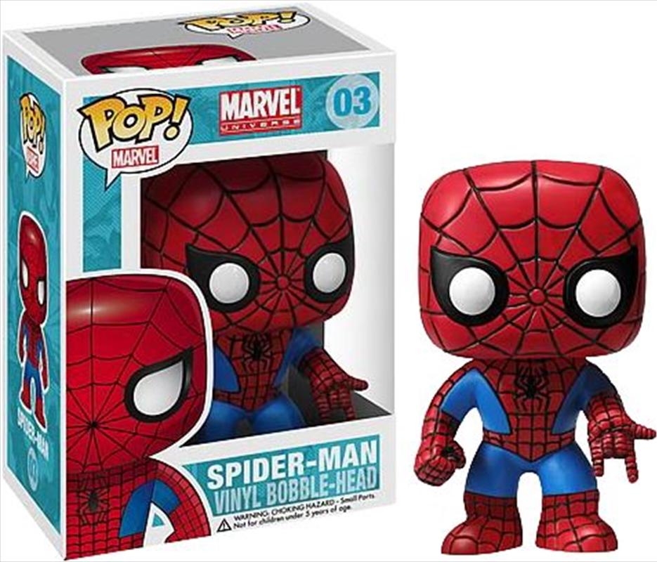 Spider-Man - Pop! Vinyl | Pop Vinyl