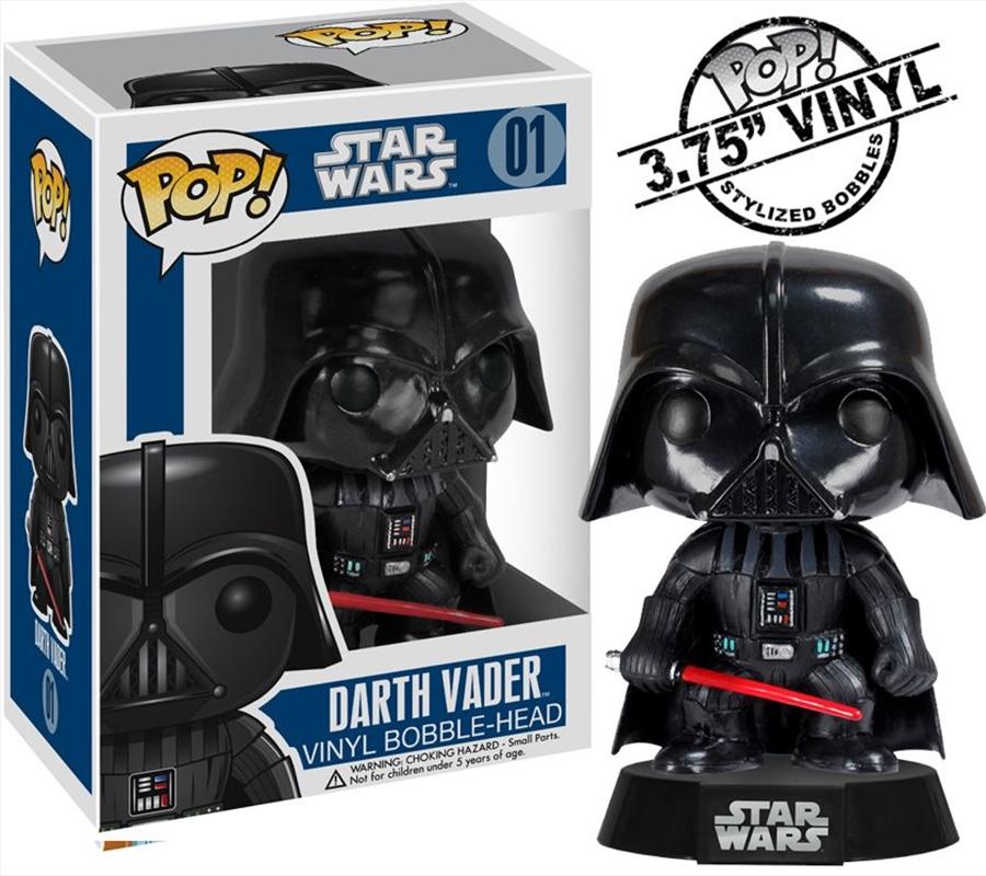 Darth Vader | Pop Vinyl
