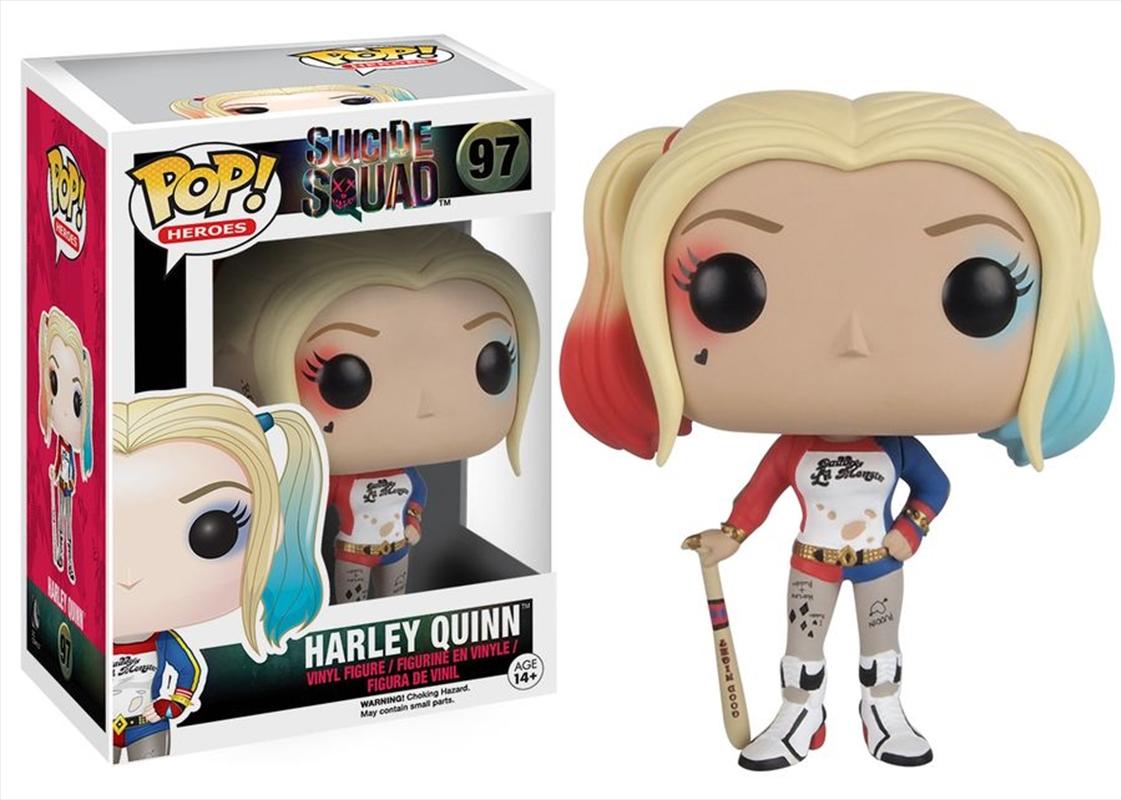 Suicide Squad: Harley Quinn | Pop Vinyl
