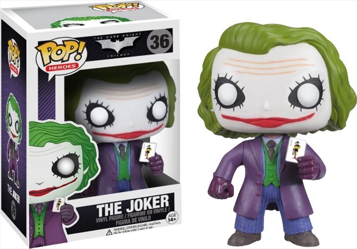 Dark Knight - The Joker | Pop Vinyl