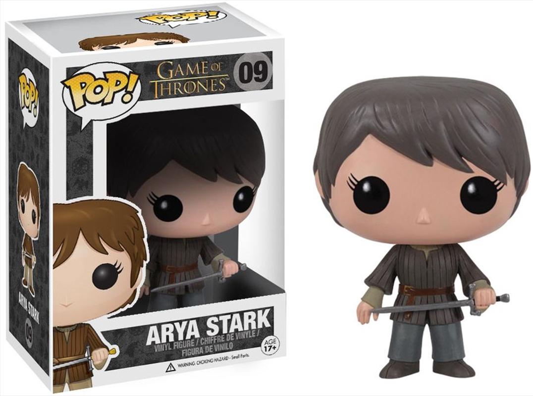 Arya Stark | Pop Vinyl