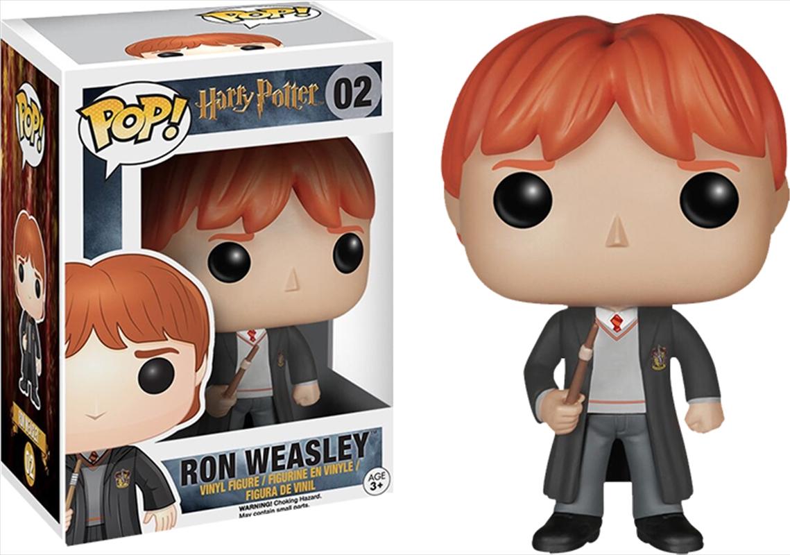 Harry Potter - Ron Weasley | Pop Vinyl