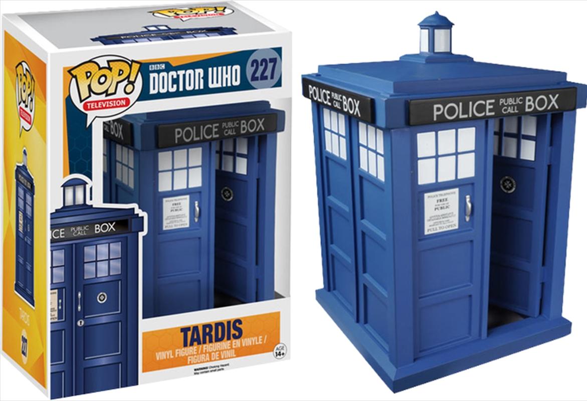 Doctor Who - Tardis 6'' | Pop Vinyl