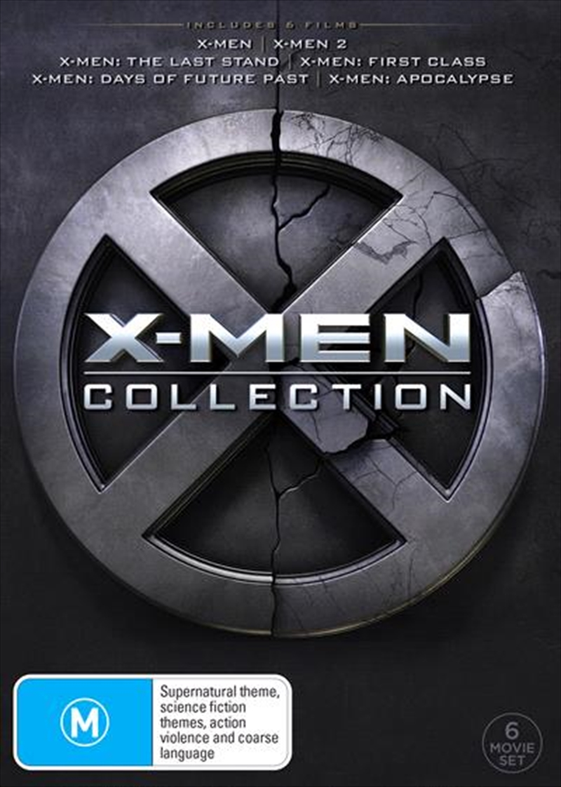 X-Men Collection | DVD