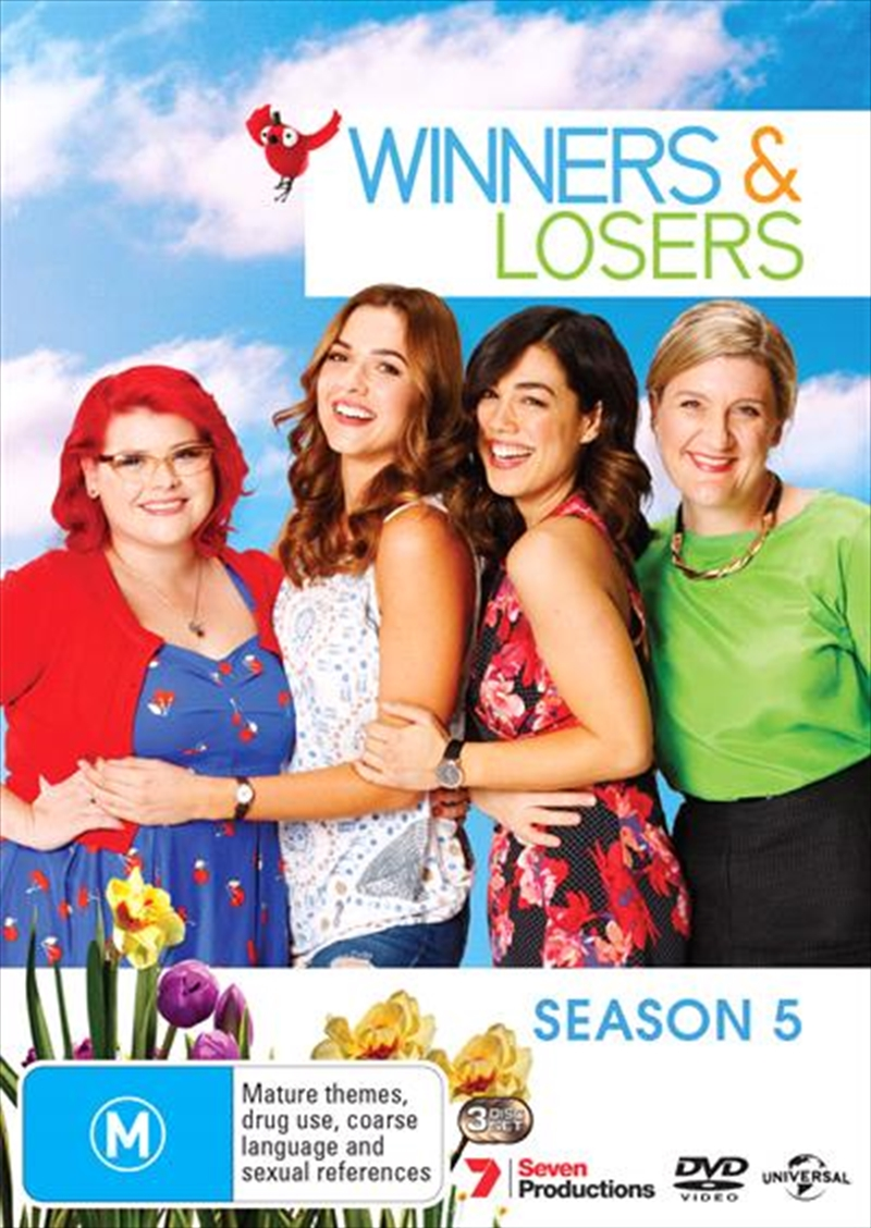 Winners And Losers - Season 5 | DVD