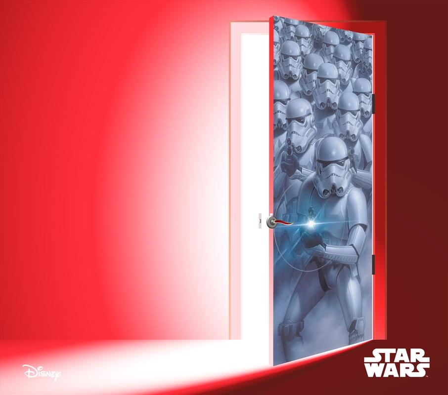 Star Wars: Storm Troopers Door Mural | Merchandise