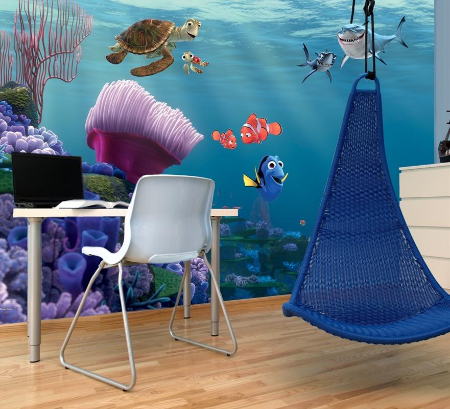 Finding Nemo: Full Wall Mural Small | Merchandise