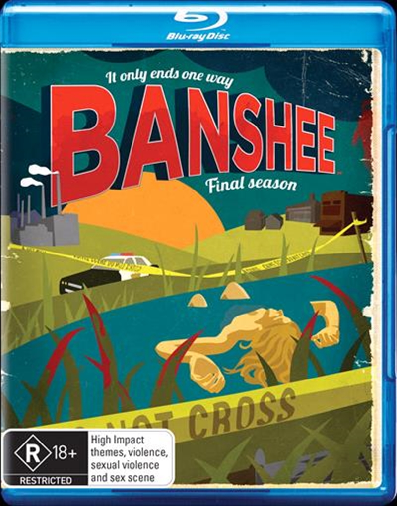 Banshee - Season 4 | Blu-ray