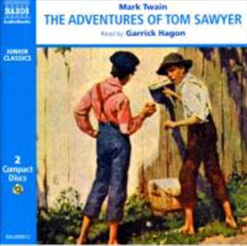 Tom Sawyer-Mark Twain | CD