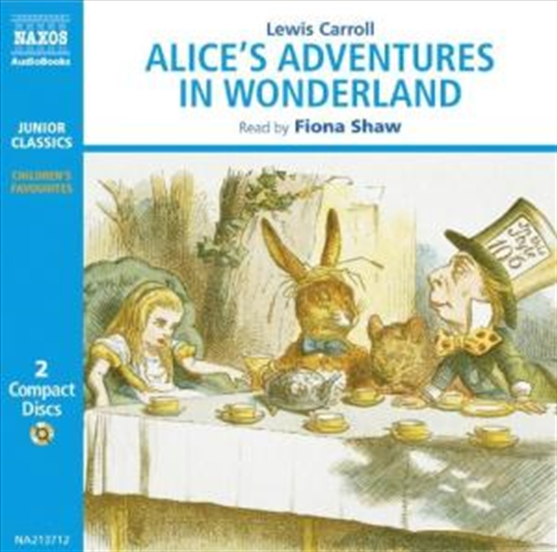 Alice's Adventures In Wonderland | CD