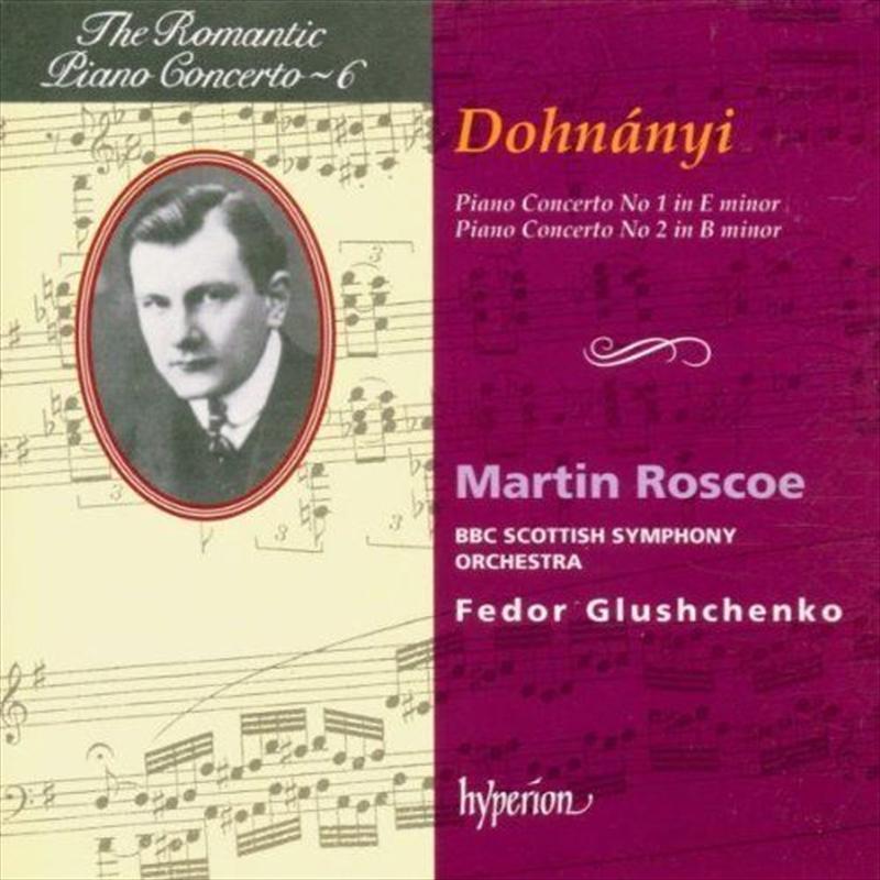 Piano Concertos 1 & 2   CD