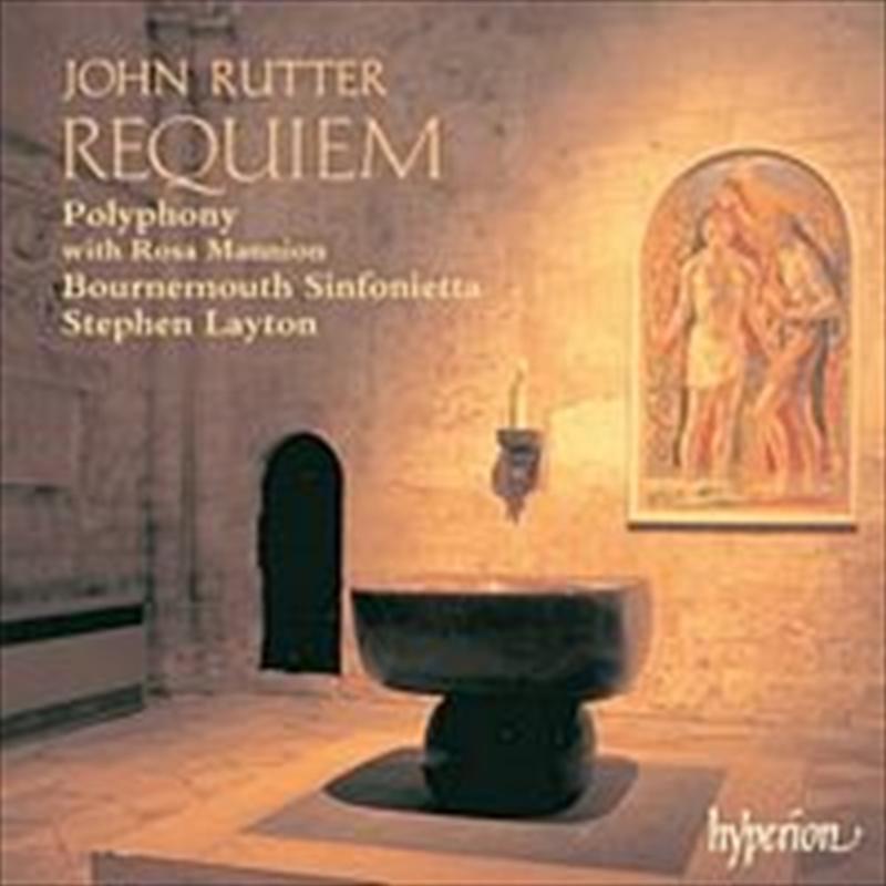 Rutter:Requiem | CD