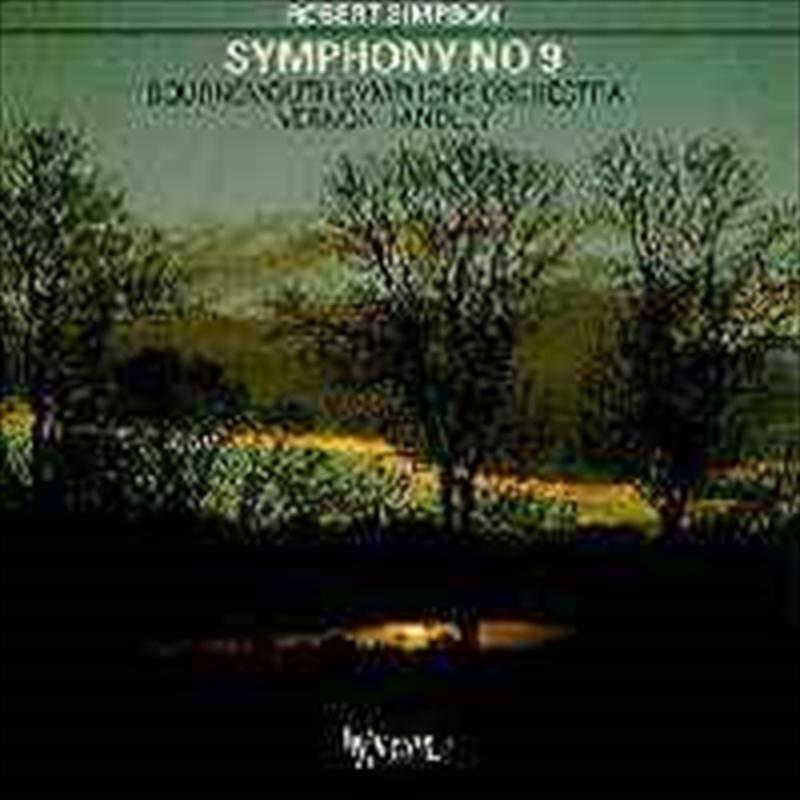 Symphony No 9 | CD