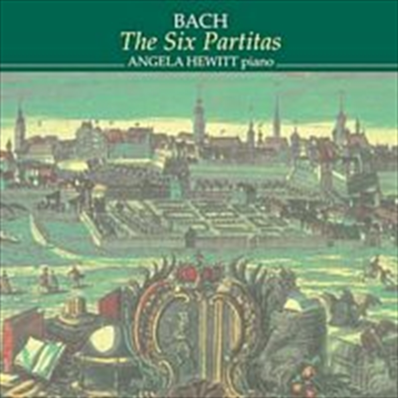 Bach The Six Partitas | CD