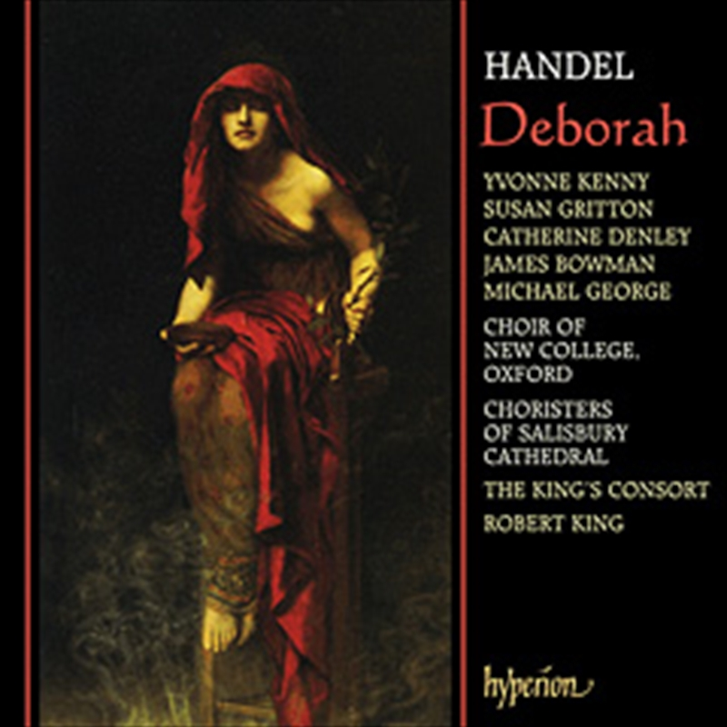 Deborah Complete Opera | CD