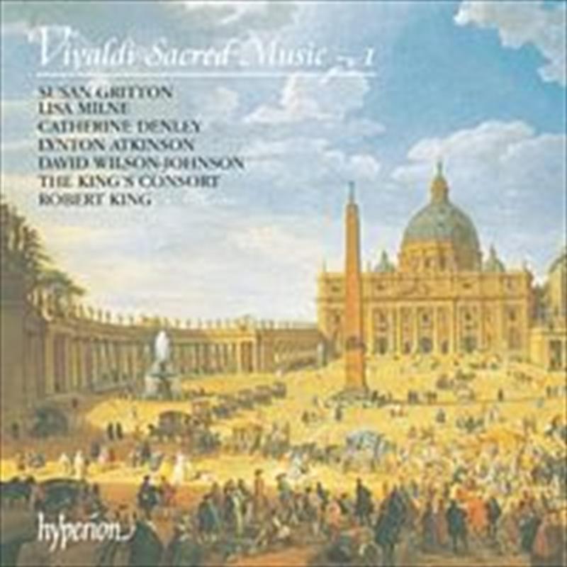 Sacred Music - 1 | CD