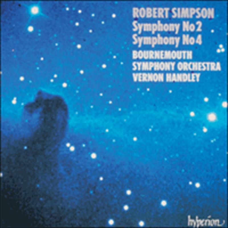 Symphonies No.2 & 4 | CD
