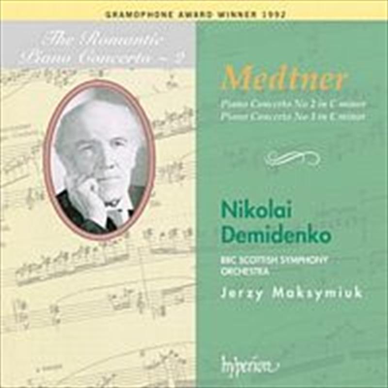 Piano Concertos 2 & 3 | CD