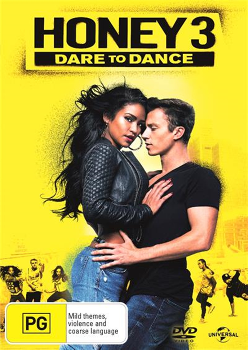 Honey 3 - Dare To Dance | DVD