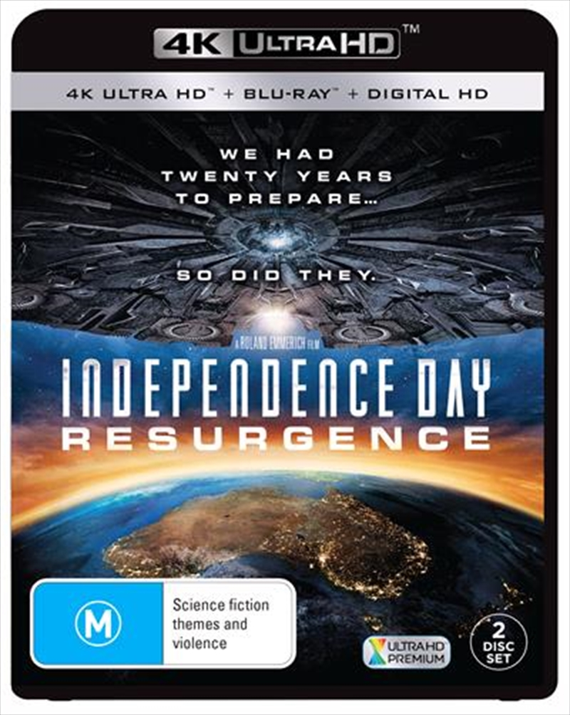 Independence Day - Resurgence | UHD | UHD