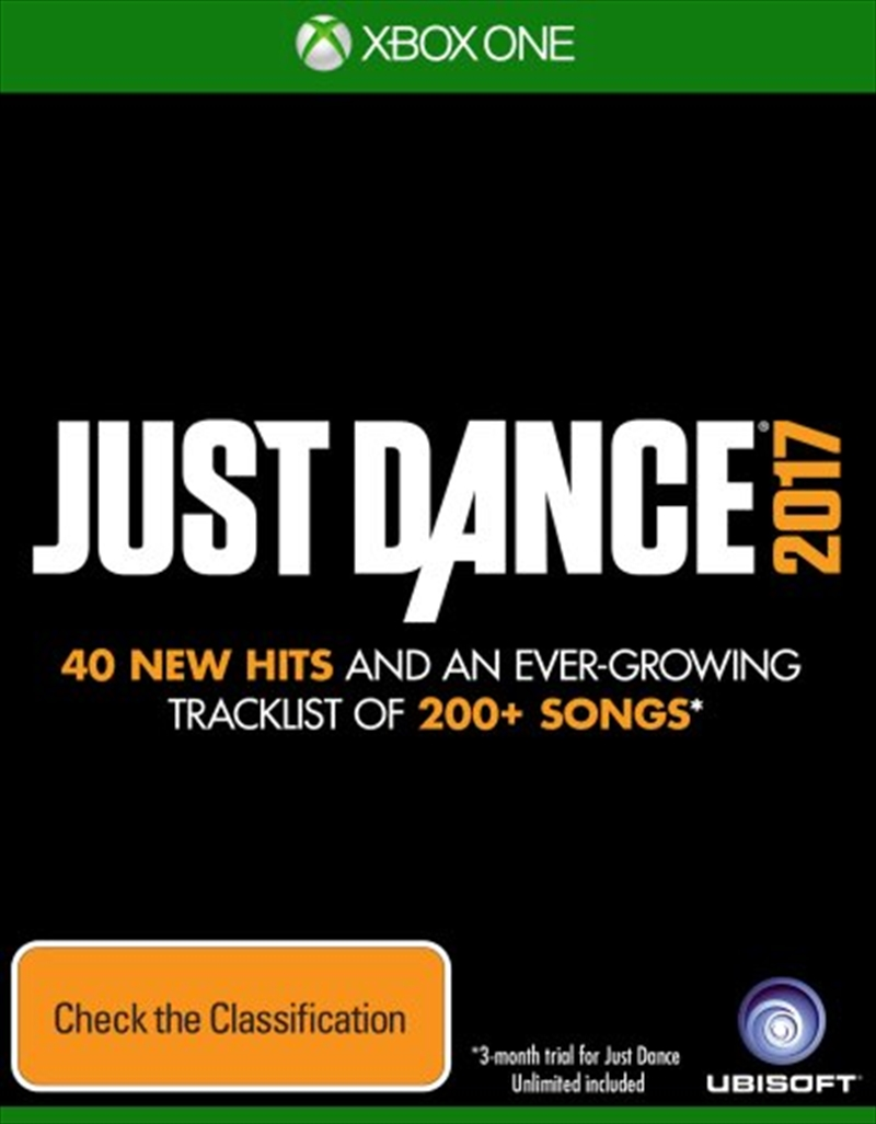 Just Dance 2017 | XBox One