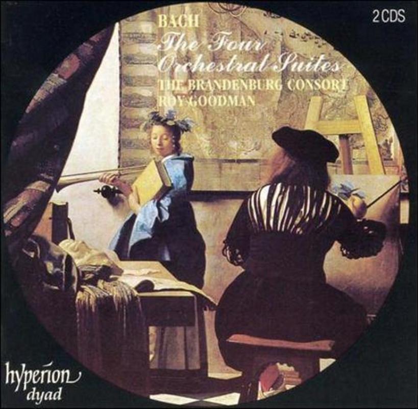 Bach Four Orchestral Suites | CD