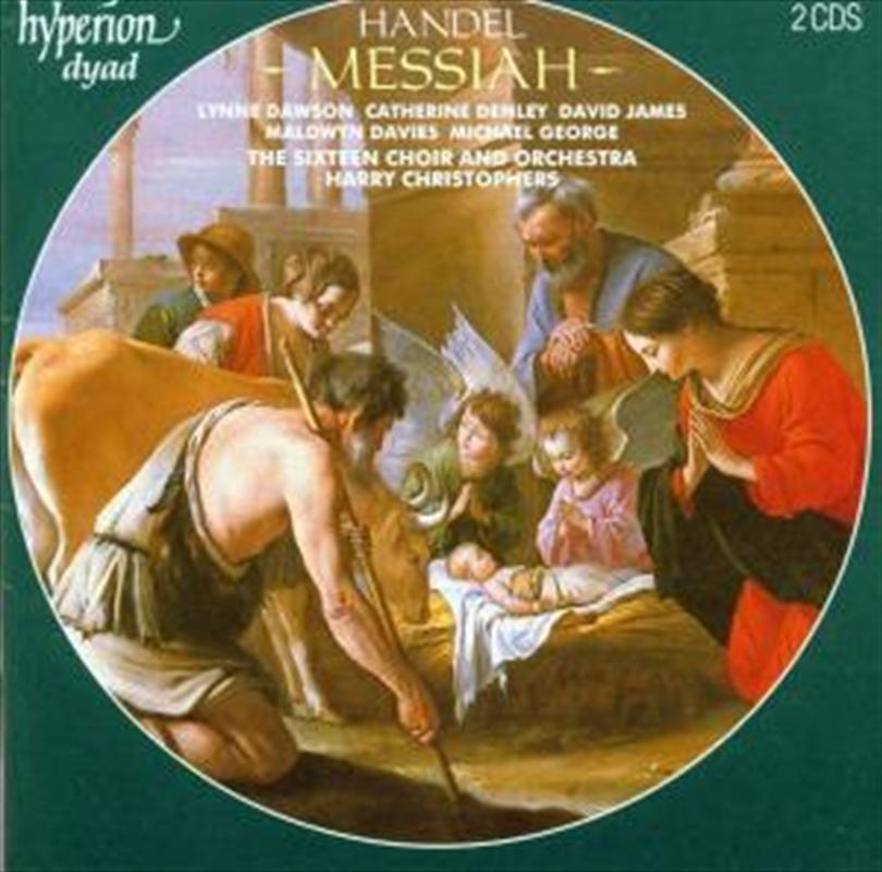 Handel: Messiah/Sixteen | CD