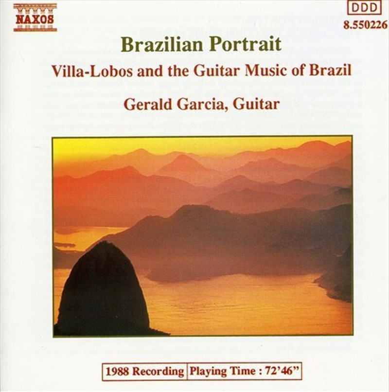 Brazilian Portrait | CD
