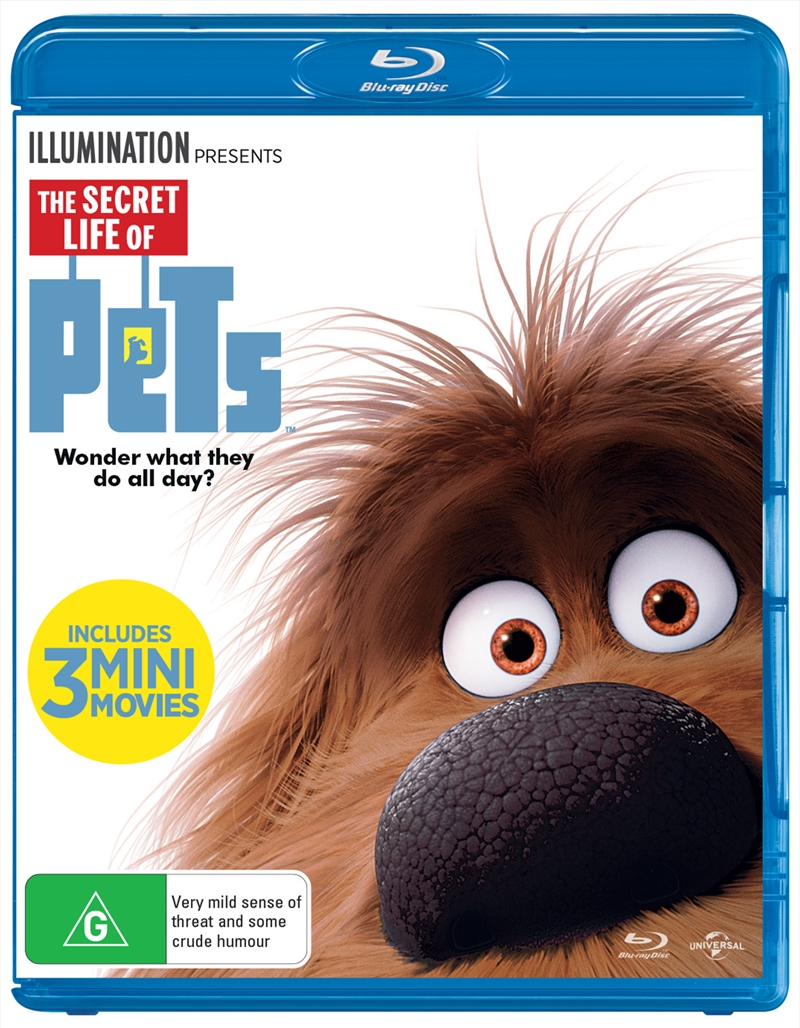 Secret Life of Pets, The (Duke Edition) | Blu-ray