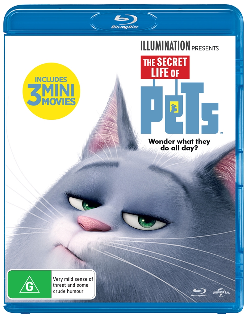 Secret Life of Pets, The (Chloe Edition) | Blu-ray
