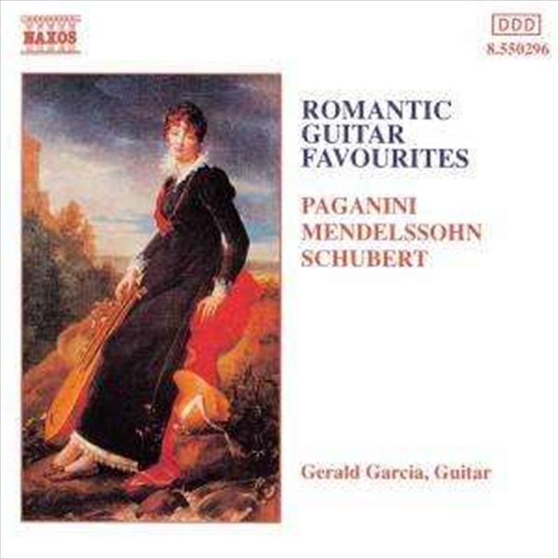 Romantic Guitar Favourite | CD