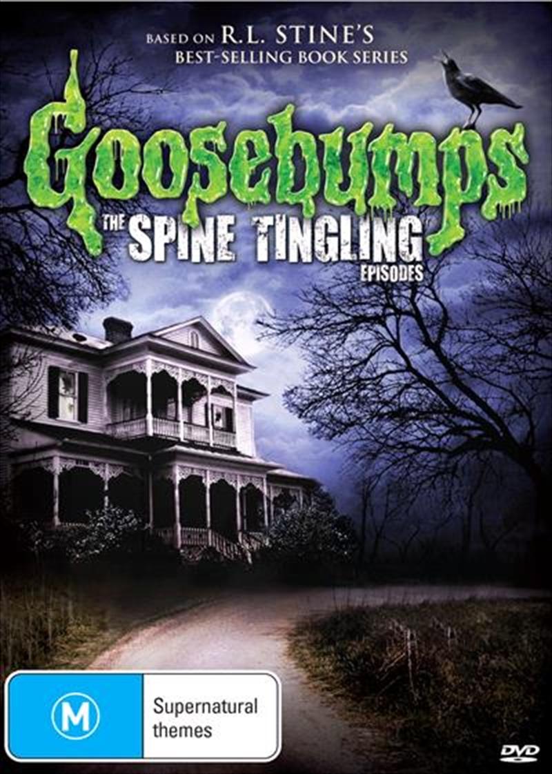 Goosebumps - The Spine Tingling Episodes | DVD