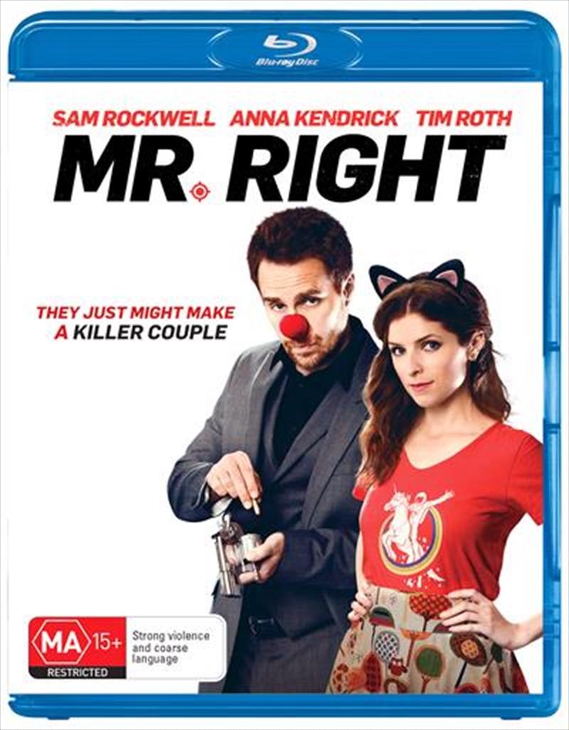 Mr. Right | Blu-ray