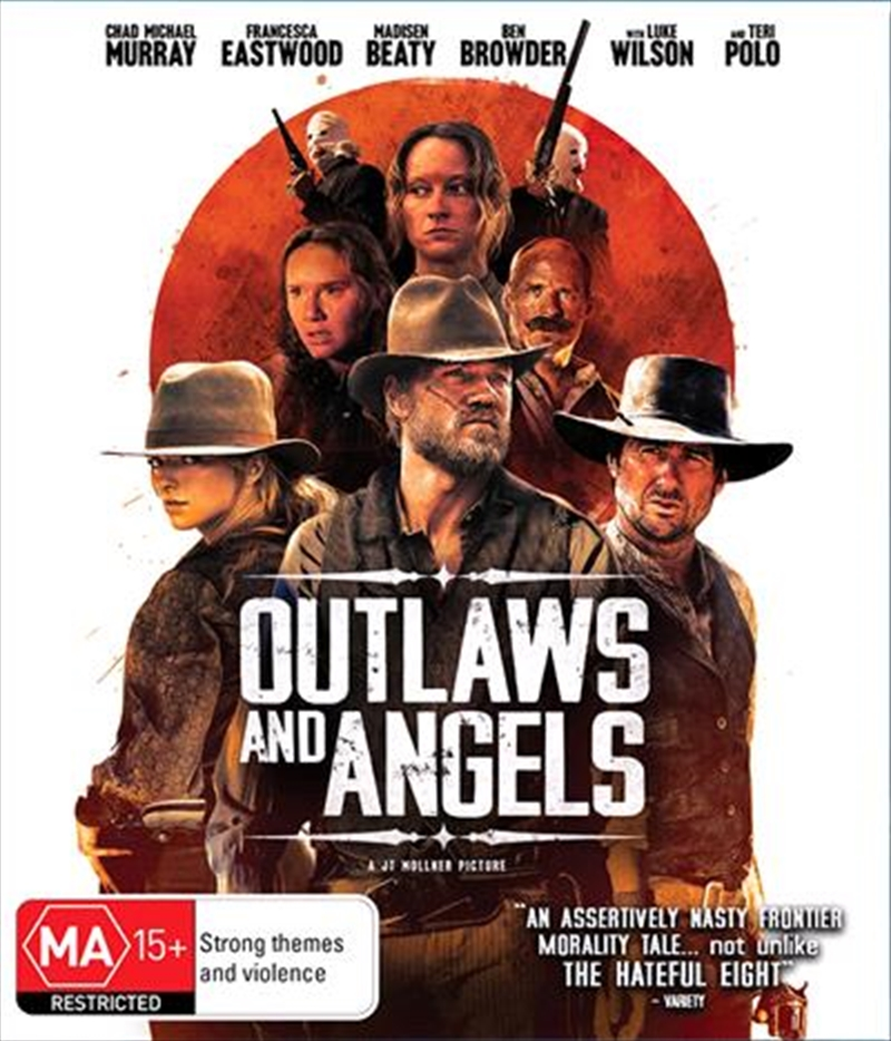 Outlaws And Angels | Blu-ray