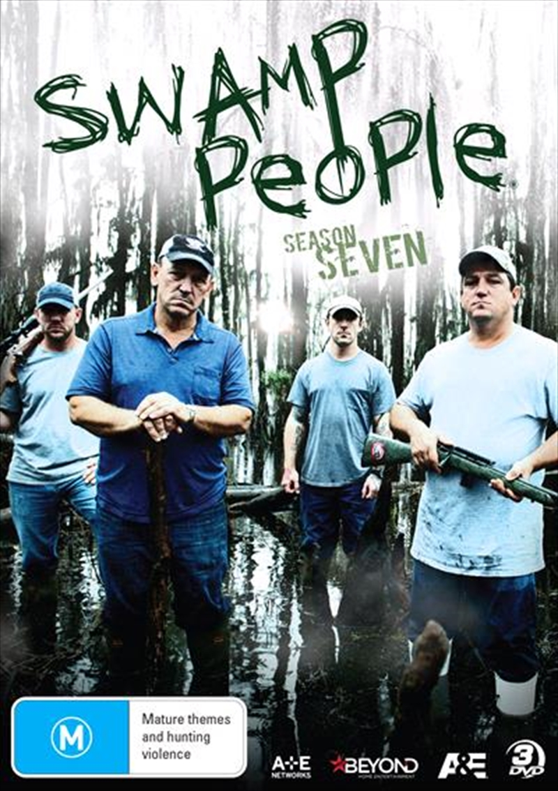 Swamp People - Season 7 | DVD