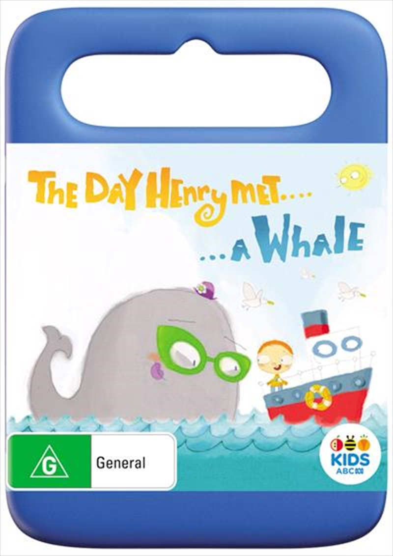 Day Henry Met...A Whale, The | DVD