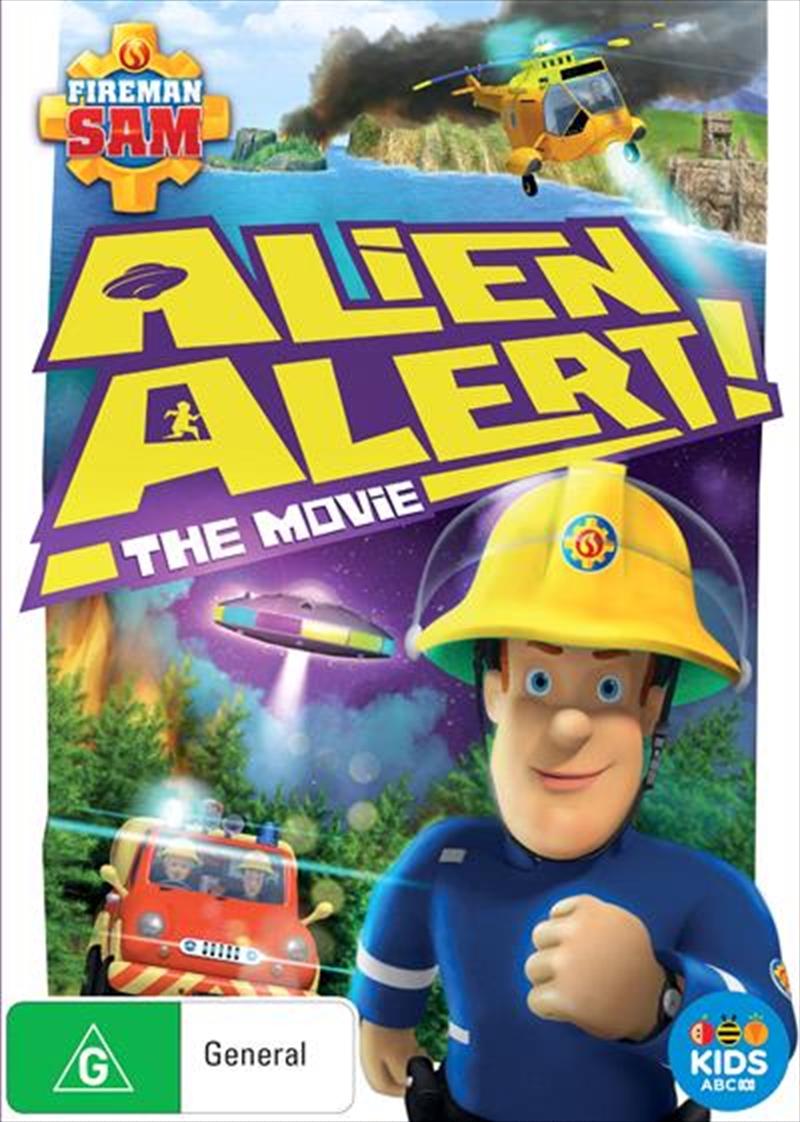 Fireman Sam - Alien Alert | DVD