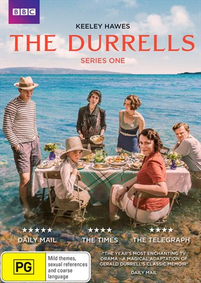 Durrells - Series 1, The | DVD
