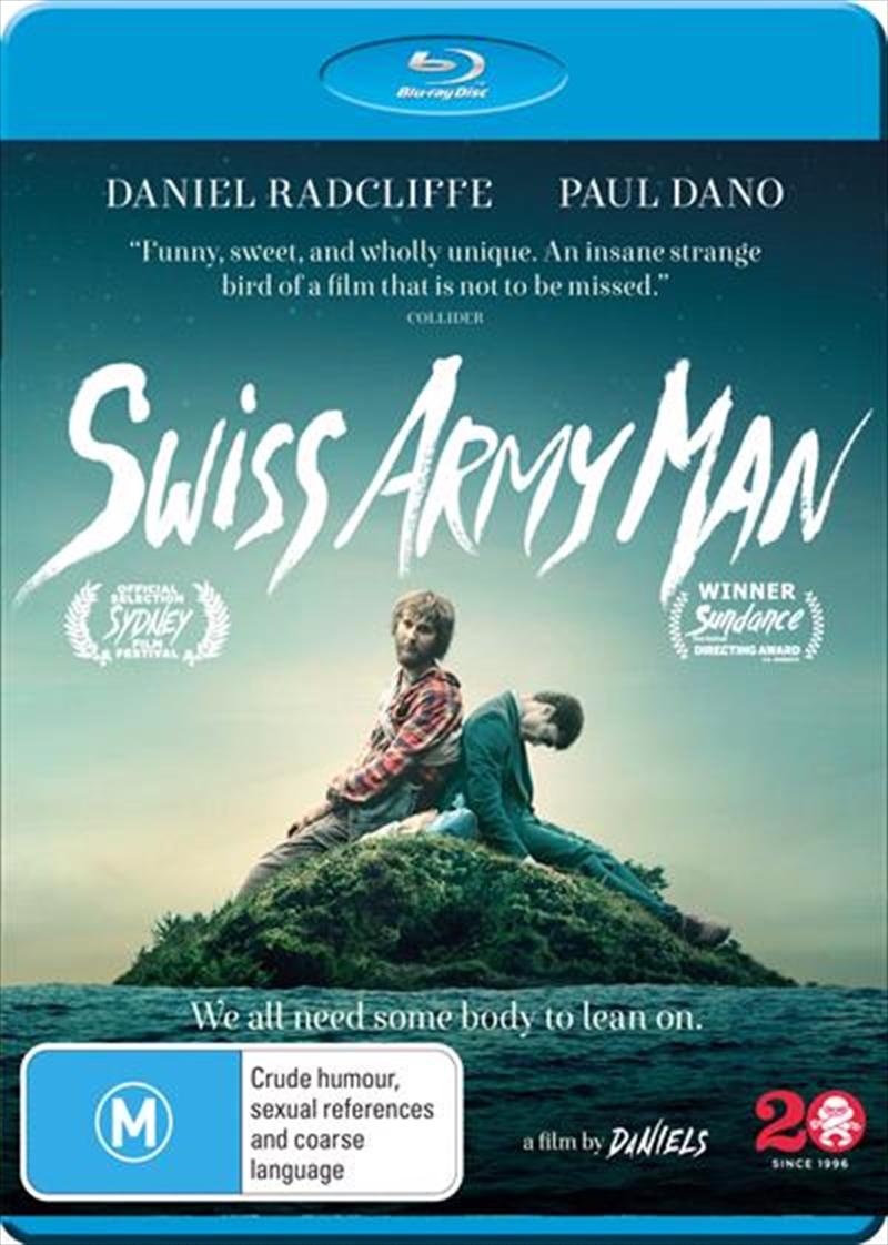 Swiss Army Man | Blu-ray