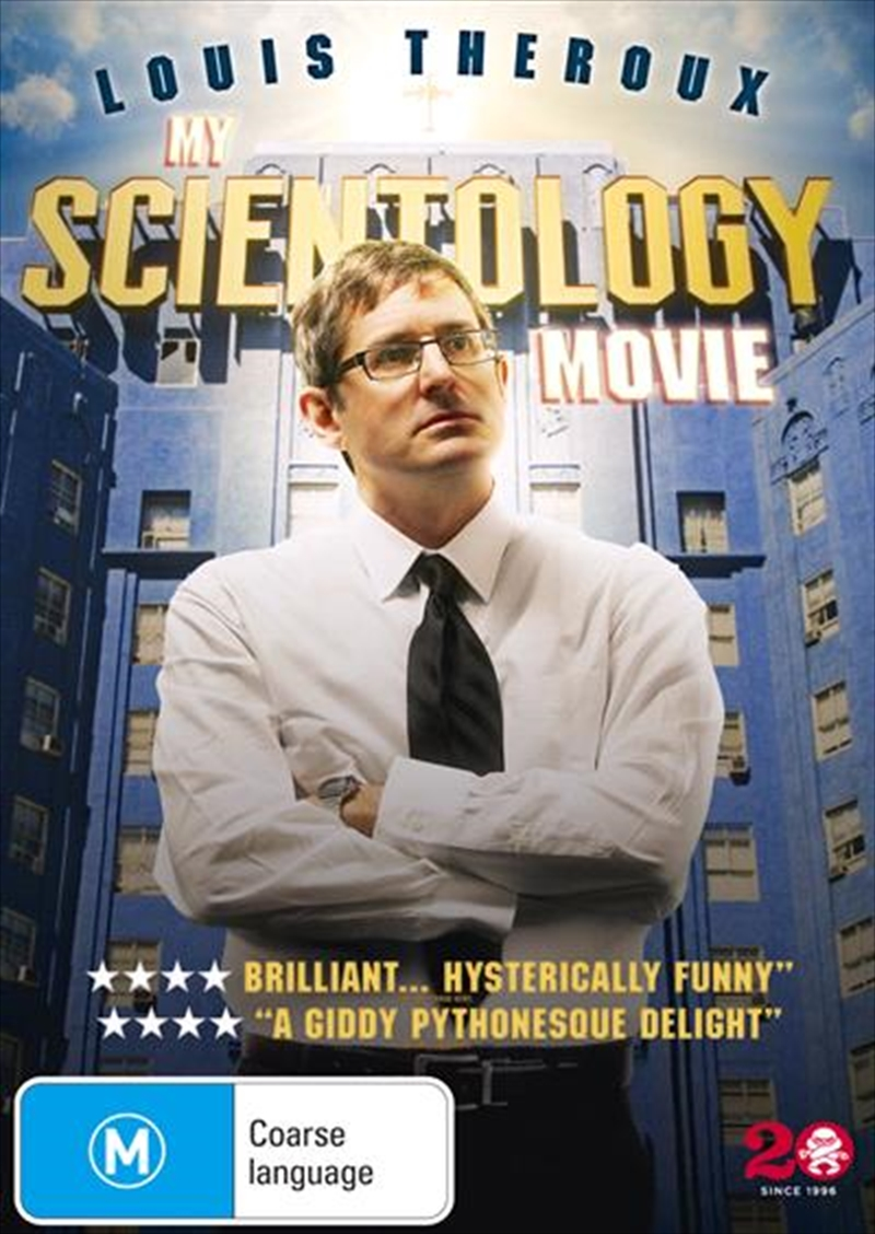 Louis Theroux - My Scientology Movie | DVD