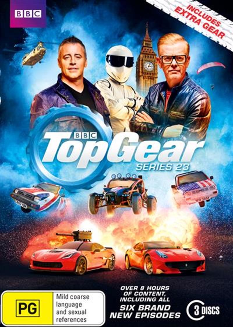Top Gear - Series 23 | DVD
