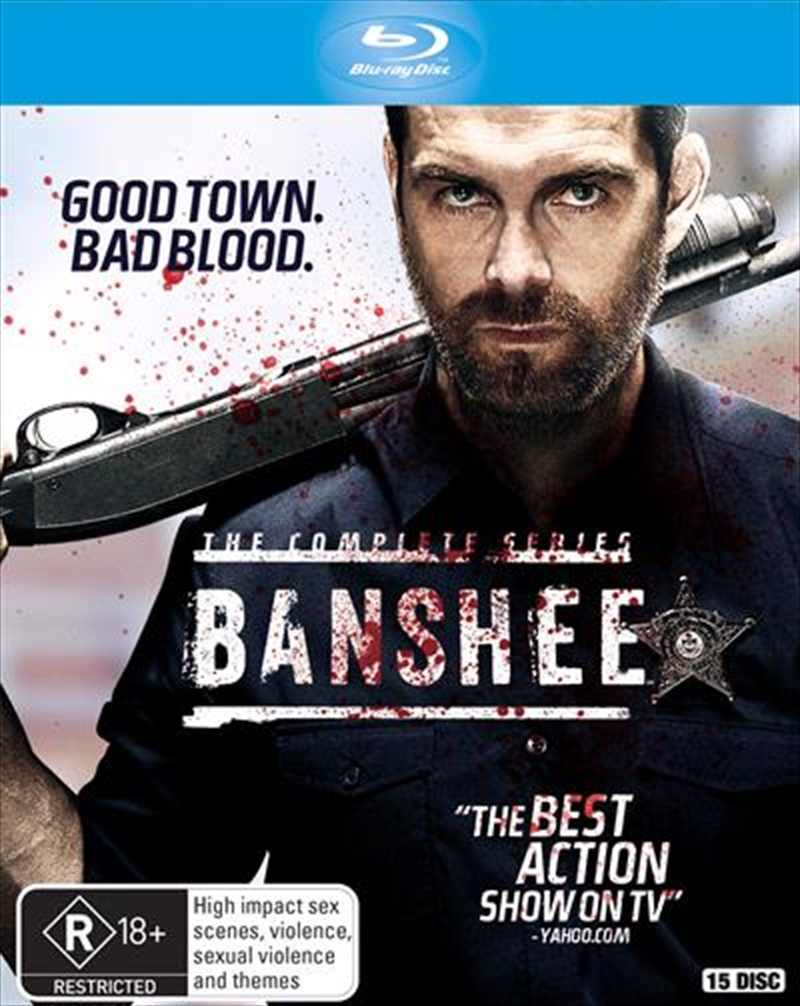 Banshee | Series Collection | Blu-ray