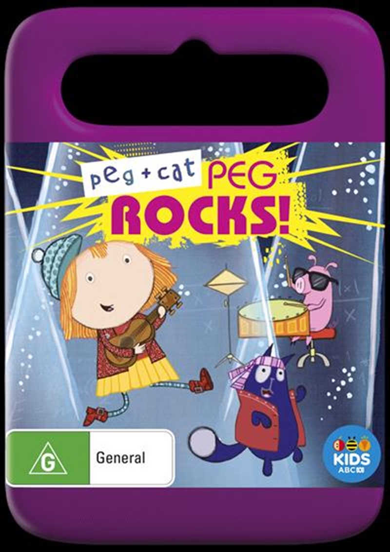 Peg Cat Games And Videos