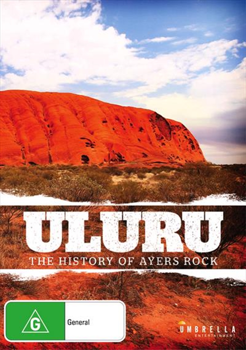 Buy Uluru The History Of Ayers Rock On Dvd Sanity