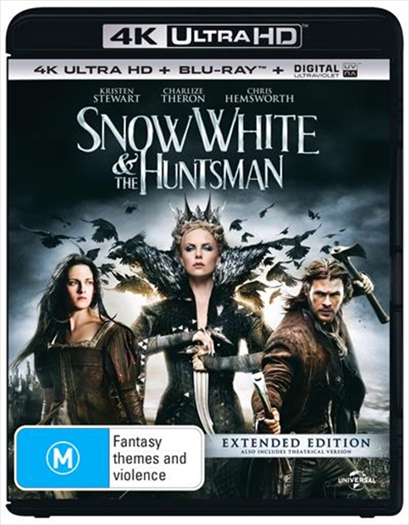 Snow White and The Huntsman | UHD