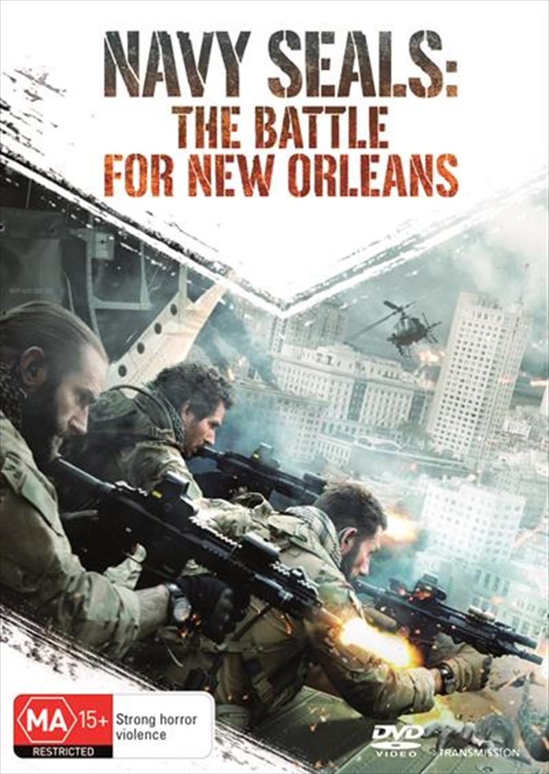 Navy Seals - The Battle For New Orleans | DVD