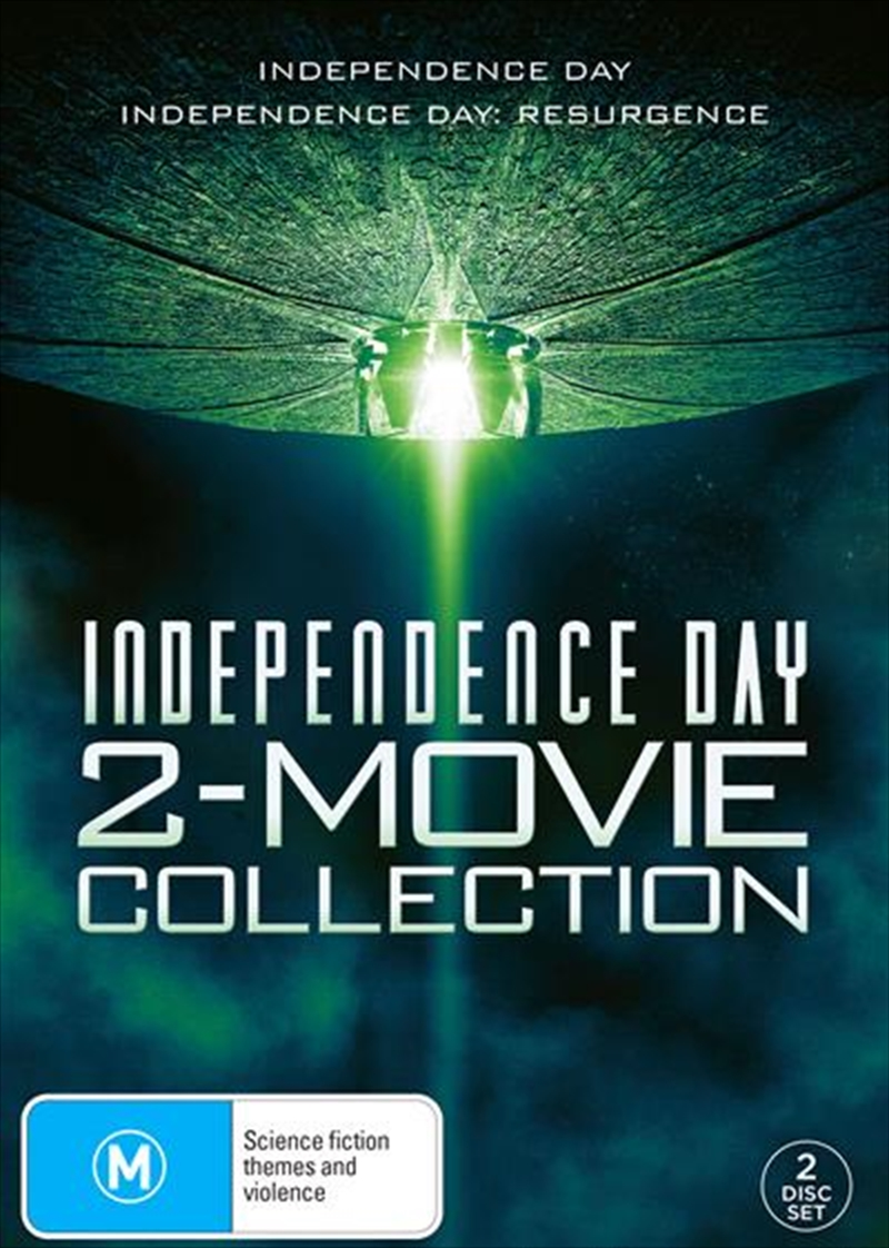 Independence Day / Independence Day - Resurgence | DVD