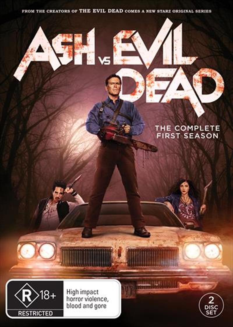 Ash Vs Evil Dead - Season 1 | DVD